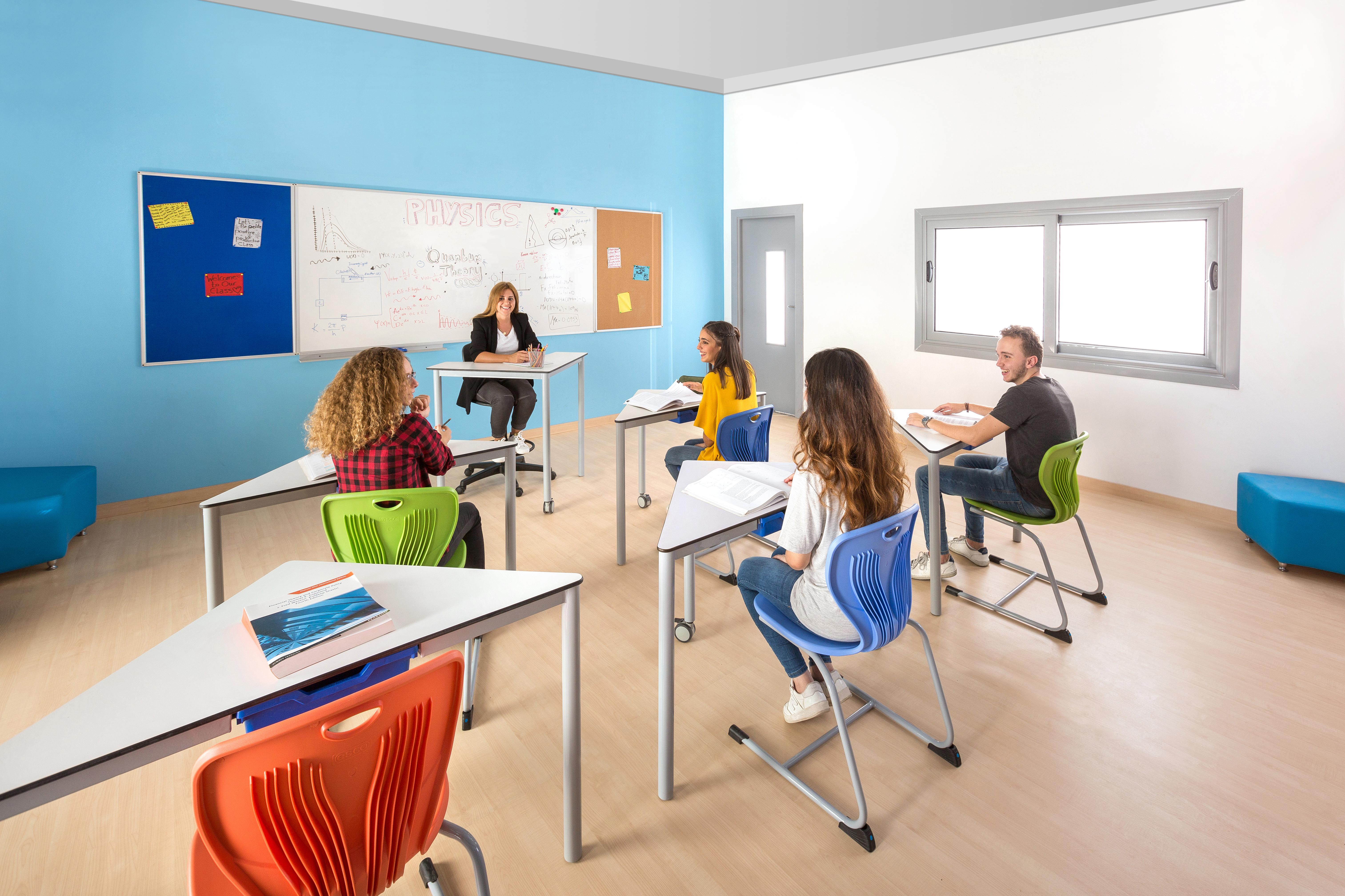 Kamštinės ir magnetinės mokyklinės lentos | ESCo baldai | studyfurniture.eu