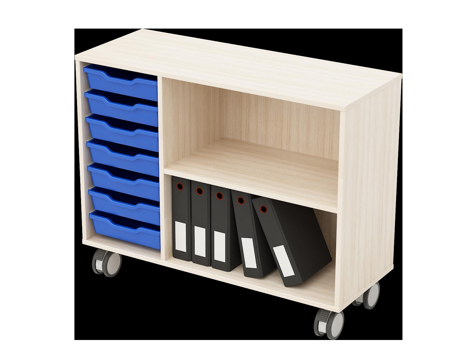 Mobilios W lentynos (70420)